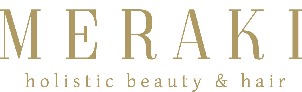 Meraki Holistic Beauty Logo