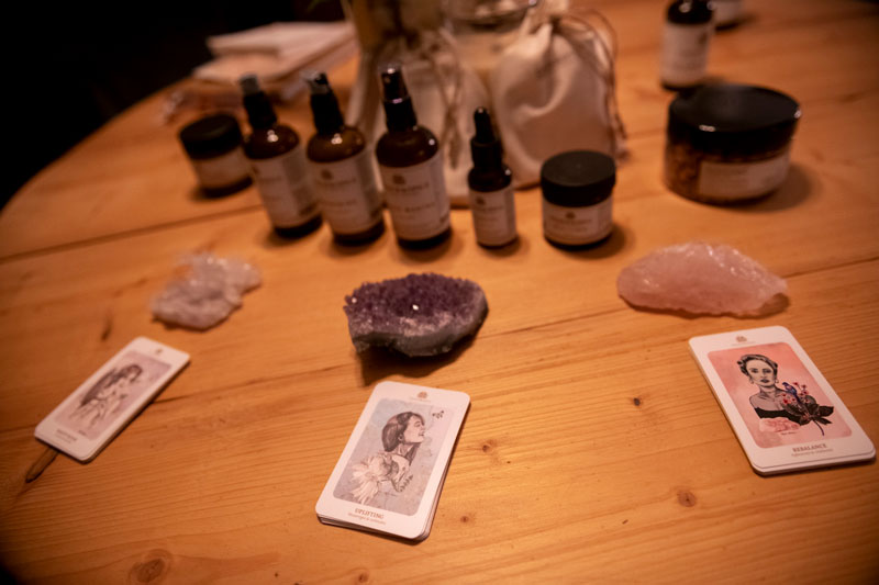 Sfeerbeeld 4 Workshop Meraki Holistic Beauty